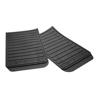 RUBBER MAT MIDDLE  SEAT FLOOR DEF 110 SW