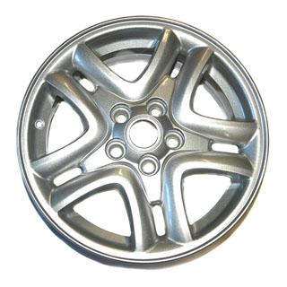 Alloy Roadwheel  Lr2 Euro Specs