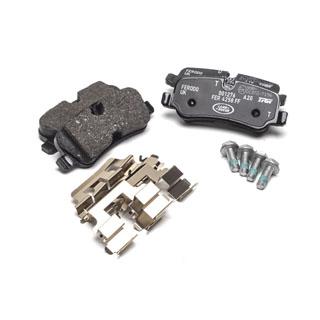 Rear Brake Pad Set Range Rover Sport | Range Rover | LR4