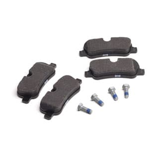Brake Pad Set Rear Axle Use Lr134696