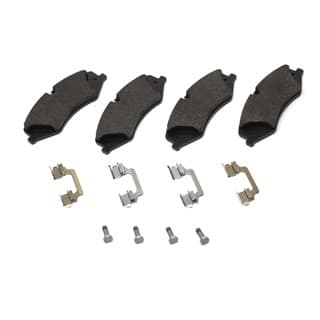 BRAKE PADS FRONT AXLE SET L322 5.0l NA V8 L322 RANGE ROVER 2010-2012
