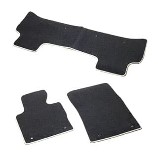 FLOOR MAT CARPET SET L322 RANGE ROVER