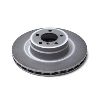 Brake Disc 2002-2012 L322 4.2V8 Sc 3.6Tdv8 5.0Lna Front