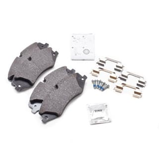 FRONT BRAKE PAD SET 5.0 NA V8 2010 ON