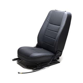 Seat Assy RHF Heated Defender Black C/L