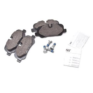 REAR BRAKE PAD SET 5.0 NA V8 FROM AA257941 ON - GENUINE