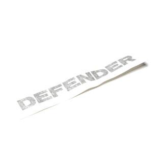 Name Plate Rear -Defender- Brunel