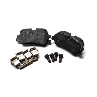 Rear Brake Pad Set Range Rover Sport L320, L322, LR3