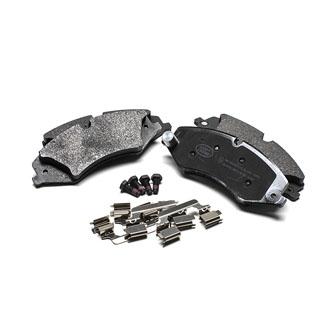 Front Brake Pad Set Range Rover Sport L320, L322, LR4