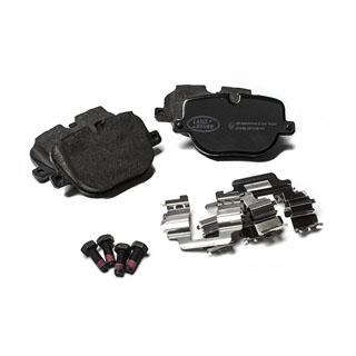 Rear Brake Pad Set Range Rover Sport L320, L322 Supercharged