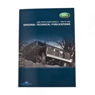 ORIGINAL TECHNICAL PUBLICATIONS SERIES I-III 1948 TO 1985 USB,Online eBook