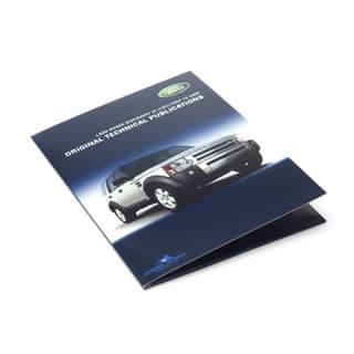 Original Technical Publications Lr3 2004-2008 Usb,Online Ebook