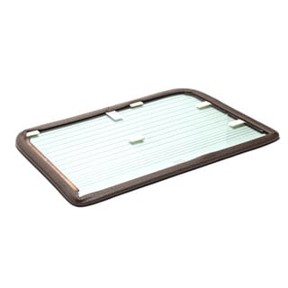 Heated Glass Rear Door Green 5mm Series