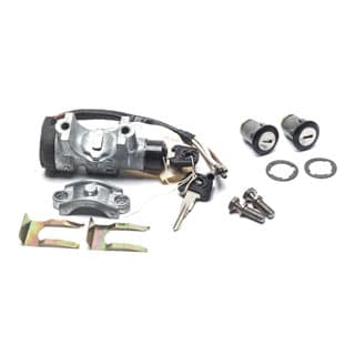 LOCK SET IGNITION & DOORS EARLY RANGE ROVER CLASSIS - SPECIAL PRICE WHILE SUPPLY LASTS
