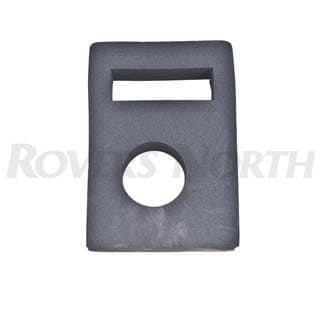 PAD  INSULATOR SHIFT LEVR 110 V-8