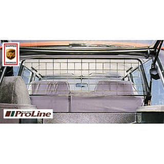 DOG GUARD - BLACK MESH RANGE ROVER 1986-92
