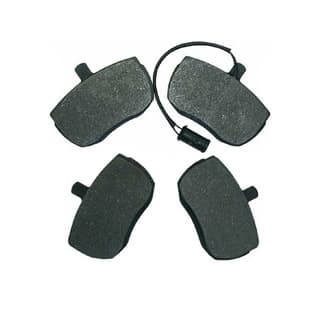 Brake Pad Set Front Axle Non ABS - Proline