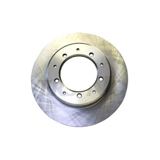 Front Brake Disc Non-Vented