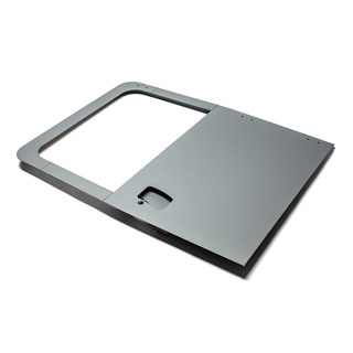 REAR DOOR SHELL UNGLAZED FROM KA929578 TO 1A622423 - PROLINE