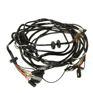 Chassis Harness Front-Rear Defender