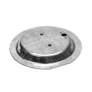 Base Plate Bonnet Tyre Mount