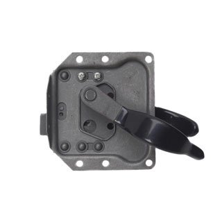 DOOR LATCH ASSEMBLY WITHOUT LOCK SER.II-IIA, RIGHT SIDE OR REAR