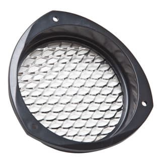Intake Grill Heater Plastic Ser III Nos