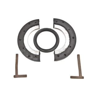 Seal Kit  Rear Crankshaft w/Retainer Halves - Series IIA & III Except V8