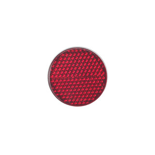 REFLECTOR, ROUND RED REAR
