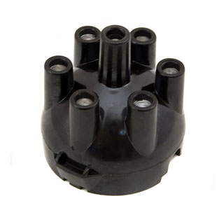 Distributor Cap  6 Cyl    Ser IIA-III 2.6L Push In