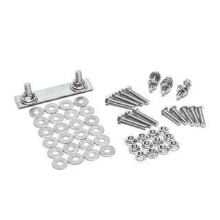 Hardware Bolt Kit Side Sill Rail 109 & 110 Station Wagon