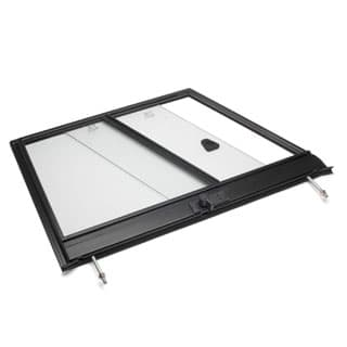 Dual Sliding Door Top LH