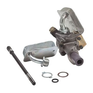 Oil Pump Assembly 4 Cyl Series IIA & III