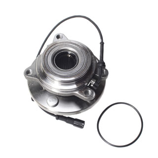 Rear Hub Assembly With Sensor For Discovery II