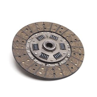 Clutch Driven Plate V8 With 5 Speed Gearbox