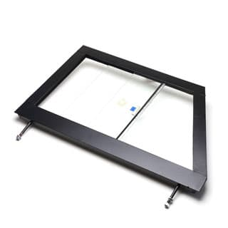 Door Top Assembly With Glass Series III 1972-1984 RH