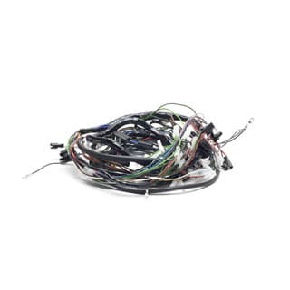 Wire Harness Main, LHD Ser III w/Rear Fog & Reverse 2.25 & 2.6L