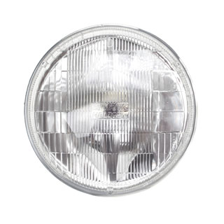 "HEADLAMP HALOGEN SEALED 7"" ROUND"