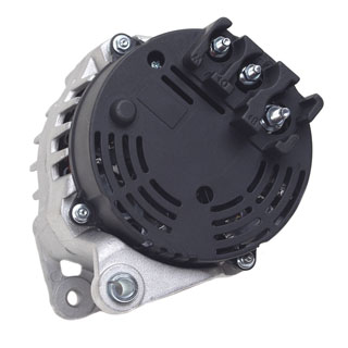 ALTERNATOR  A127 85 AMP   1 GROOVE PLY  CORE CH $90