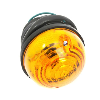 LAMP DIRECTIONAL DEFENDER AMBER w/o BULB