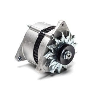 New 12 Volt High Ouput 75 Amp Alternator For Series III