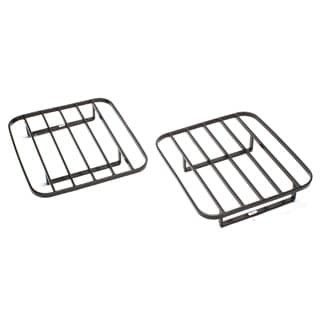 Lamp Guards  Front Pair  Defender/Series Fixed Type