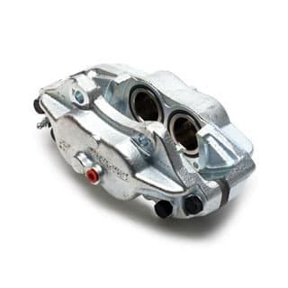 Front Axle Brakes