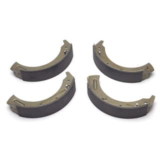 "Brake Shoes Front Bonded 11"" 2.25 Liter"