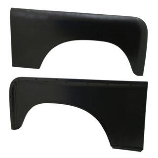 Wing Skin RH Front Series II-III ABS Plastic