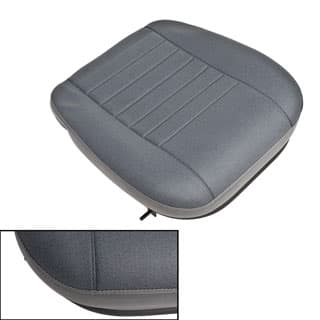 Seat Bottom Assembly Outer Front Defender Twill Vinyl