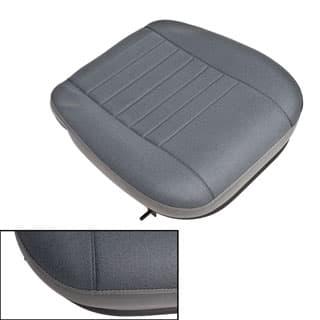 PROLINE SEAT BOTTOM CUSHION TWILL VINYL  97 NAS 90 SW