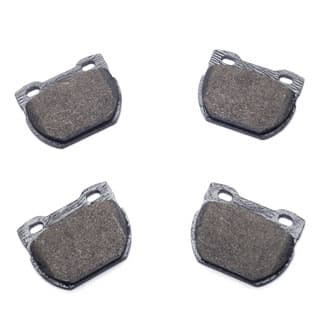 BRAKE PADS REAR DEFENDER 110 REAR 1994-2006 NON-NAS