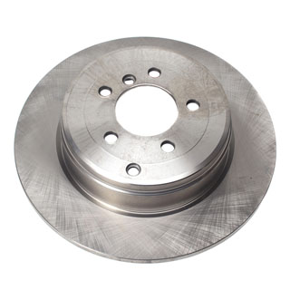 BRAKE DISC ROTOR REAR L322 SOLID TYPE