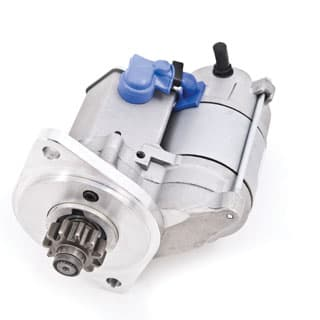 High Torque Starter Motor For Series II-III Petrol